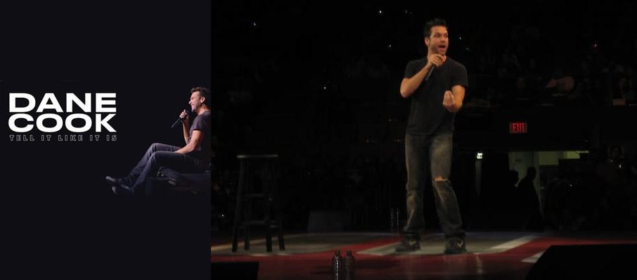 Dane Cook at Seneca Niagara Events Center