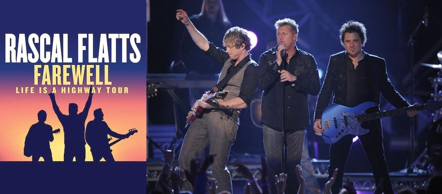 Rascal Flatts at Avalon Ballroom Theatre
