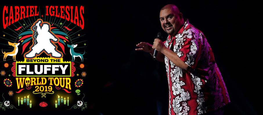 Gabriel Iglesias at Seneca Niagara Events Center