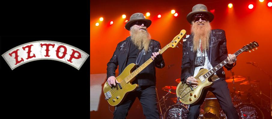 ZZ Top at Fallsview Casino Entertainment Centre