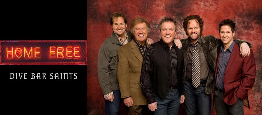 Home Free Vocal Band at Avalon Ballroom Theatre