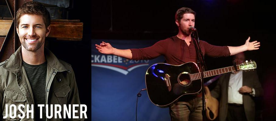 Josh Turner at Avalon Ballroom Theatre