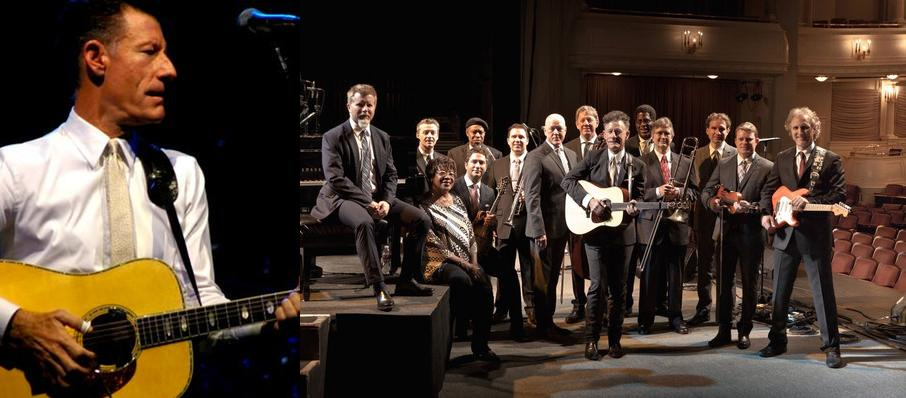 Lyle Lovett & His Large Band at Avalon Ballroom Theatre