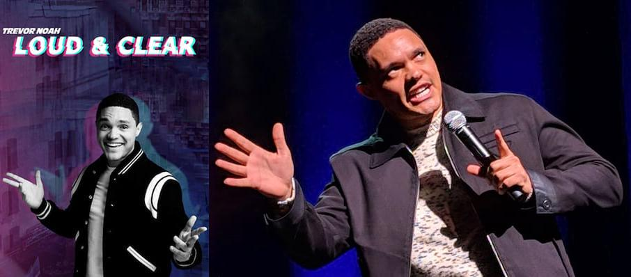 Trevor Noah at Seneca Niagara Events Center