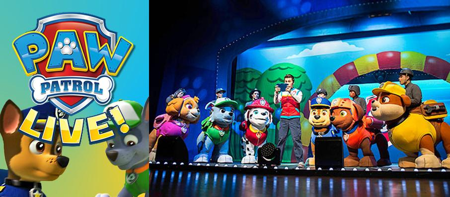 Paw Patrol at Meridian Centre