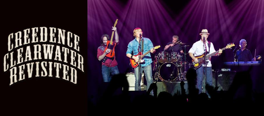 Creedence Clearwater Revisited at Avalon Ballroom Theatre