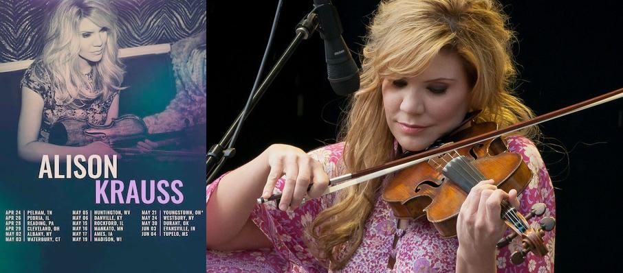 Alison Krauss at Fallsview Casino Entertainment Centre