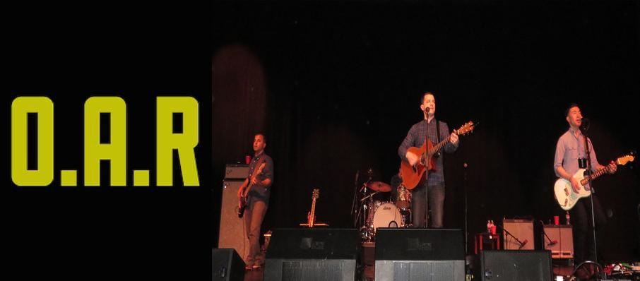 OAR at Rapids Theatre