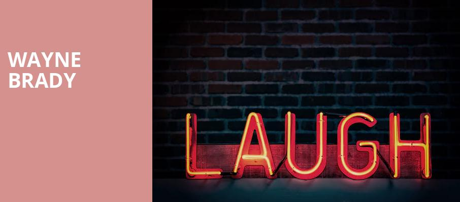 Wayne Brady, Seneca Niagara Events Center, Niagara Falls